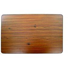 Westfalia Helsinki Table Woodboard with Black Edge Trim C9255