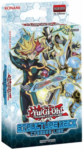 SDCL-EN031 Yu-Gi-Oh Common Card 1st Edition New Where Arf Thou