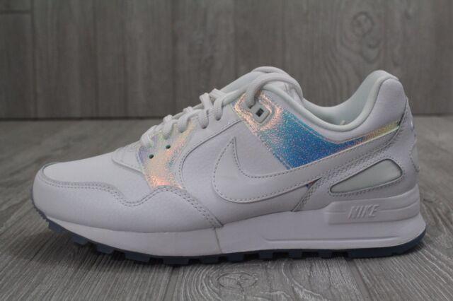 Discount Sale Nike Air Pegasus 89 Grey White Shoes For Women
