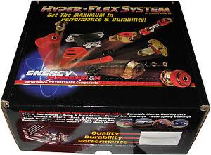 Energy Suspension 16.18102G Hyper-Flex System Fits 88-91 Civic CRX