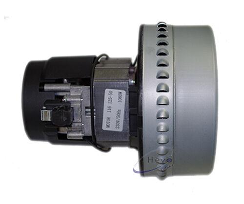 para alto sq 400 por ejemplo Saugmotor saugturbine aspiradora motor