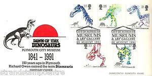 1991 Dinosaurs - Arlington Plymouth Museum Official - Cat £75 !!