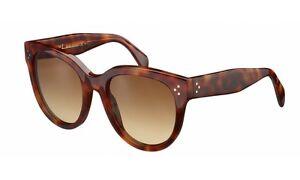 5f9f6e2f19d Image is loading NEW-Genuine-CELINE-Audrey-Designer-Ladies-Tortoise- Sunglasses-