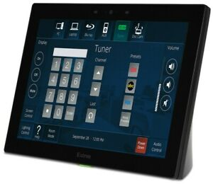Extron-TLP-Pro-1025T-Black-60-1565-02-NEW-OPEN-BOX