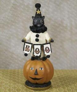 Heather-Myers-Halloween-Black-Cat-Clown-On-JOL-Pumpkin-Lucifer-and-Jack-NEW-12-034