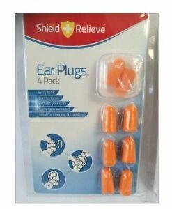 JOB-LOT-WHOLESALE-CLEARANCE-48-packs-of-EAR-PLUGS-192-PAIRS-foam