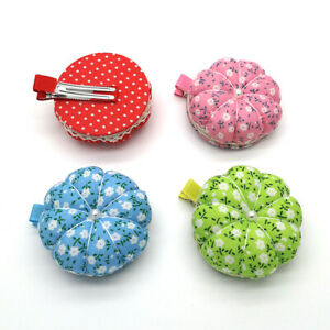 Needle Pin Cushion Holder Wrist Clip Pincushion Craft Sewing Supply Home DIY