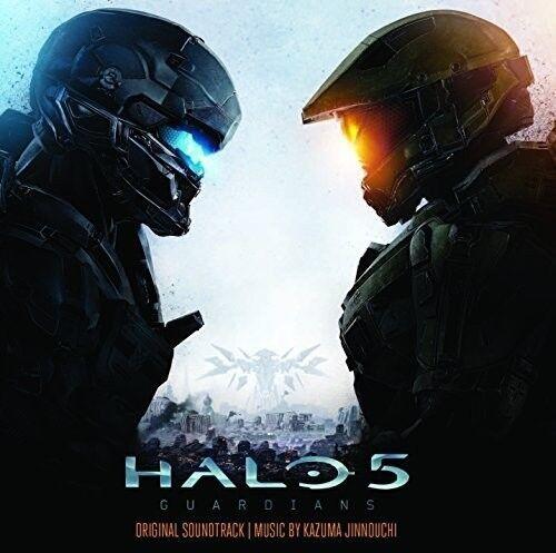Soundtrack - Halo 5: Guardians (Original Soundtrack) [New CD]