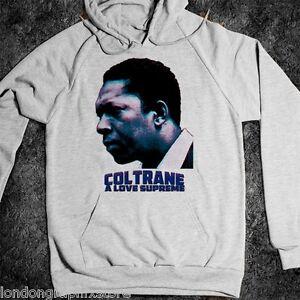 1b4dc642d3dc jazz hoodie T shirt, John Coltrane, A Love Supreme, Miles, Black ...