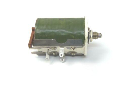 1x WIREWOUND POTENTIOMETER PPB-50D 15 kOhm 50 Watt 5/% VARIABLE TRIMMER NOS//NIB