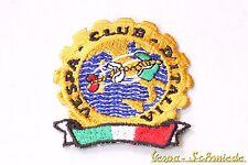 """Aufnäher """"Vespa Club d'Italia"""" - V50 PK PX Rally Sprint Klub Italy Italien Patch"""