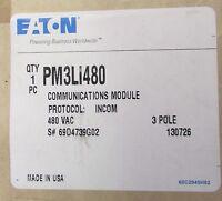 Eaton Cutler Hammer Meter Module For Lg And Kd Breaker Pm3li4870