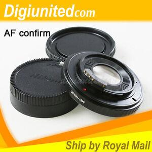 AF-Confirm-Minolta-MC-MD-SR-lens-to-Nikon-F-mount-adapter-D600-D800-D5200-D7100