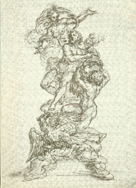 FOGGINI - Monaci Lucia (a cura di), Disegni di Giovan Battista Foggini