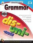 Grammar, Grades 3-4 by Carson Dellosa Publishing Company (Paperback / softback, 2014)