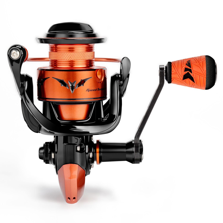 Kastre 3000 Spinning Reel 7.2 1 Gear Ratio Saltwater Reel pesca Reel 25 LB
