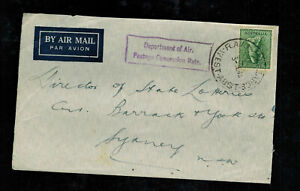 1948-Royal-Australia-Air-Force-PO-RAAF-Cover-to-Sydney