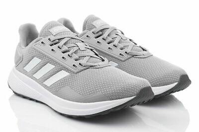 Adidas Duramo 9 Men Herren Laufschuhe Schuhe Sport Sneaker grey white EE7923 | eBay