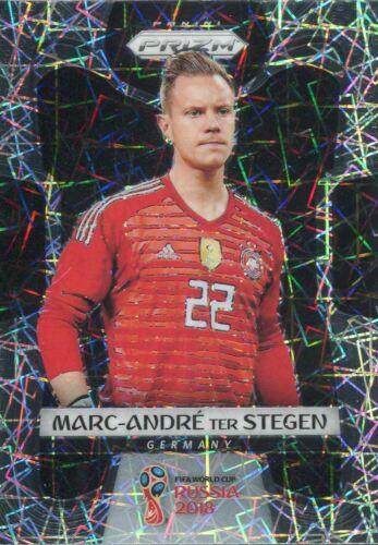 PRIZM WORLD CUP 2018 Laser Parallèle Base Carte #94 Marc Ter Stegen-Allemagne