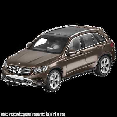 Mercedes Benz X 253 GLC 2015 Citrinbraun 1:43 new orignal packaging