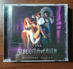 Paloma Faith - A Perfect Contradiction (Outsiders' Edition) CD