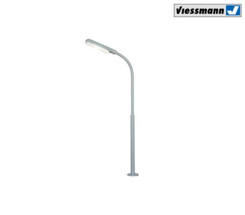 + 100 mm hoch NEU in OVP Viessmann 6090 Peitschenleuchte LED weiß
