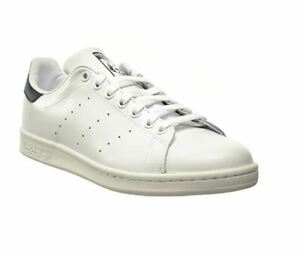 Adidas-Originals-Stan-Smith-Leather-MENS-amp-WOMENS-Trainers-Shoes-White-Black