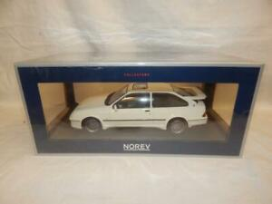 Ford Sierra RS Cosworth 1986 blanco 1:18 norev