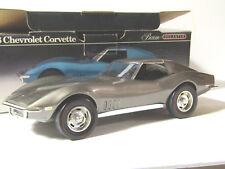 RARE Jim Beam Bronzestone 1968 Corvette Decanter Only 100 made
