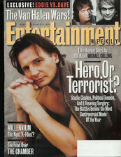 LIAM NEESON 1996 magazine EDDIE VAN HALEN David Lee Roth MICHAEL ANTHONY
