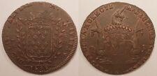 Auvergne, Riom, De Combe, prévôt de la Monnaie, 1693 !!