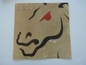 Poco-Legacy-1989-Promo-LP-Record-Photo-Flat-12x12-Poster