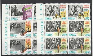 FRANCOBOLLI-1988-REPUBBLICA-CINEMA-MNH-Z-2976