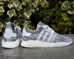 BNWB-Adidas-Originals-NMD-R1-Primeknit-034-Glitch-Camo-Pack-034-Sneaker-UK-9-5