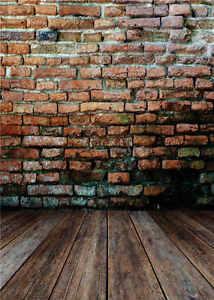 Wooden-Floor-Photography-Background-Vinyl-5x7ft-Kid-Brick-Wall-Photo-Backdrops