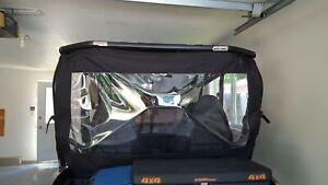 Tusk UTV Rear Back Window Kawasaki TERYX4 750 2012-2013 dust stopper teryx 4