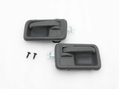 2X INSIDE DOOR PANEL SET WITH HANDLES SUZUKI SAMURAI GYPSY SJ410 SJ413 NEW BRAND