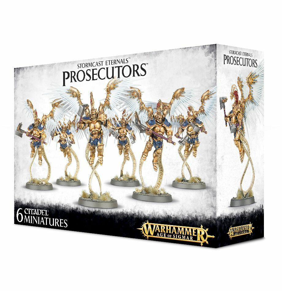 Ppinkcutors with Celestial Hammers Warhammer Age of Sigmar