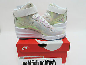 online store 4c168 e1ef8 Image is loading DS-NIKE-W-LUNAR-FORCE-1-SKY-HI-