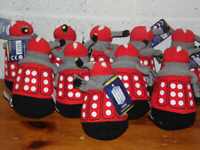 DOCTOR WHO DALEK 3D FLANNEL RED