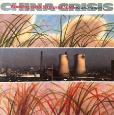 CHINA CRISIS - Working With Fire And Steel: Possible Pop Songs Volume Two (LP)