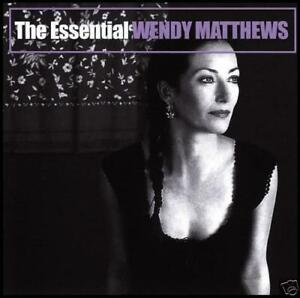 Wendy-Matthews-The-Essential-New-amp-Sealed-CD