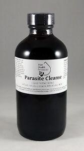 Parasito-Limpieza-Tintura-8oz-extracto-de-ajenjo-Casco-de-nogal-negro-clavo