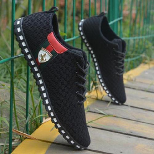 Prix le plus bas New Fashion England Homme Respirant Loisirs Chaussures De Loisirs Chaussures
