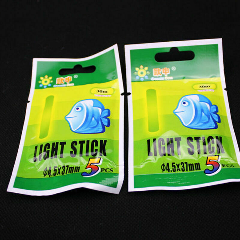 Precision Hot 50X Nacht fluoreszierende Float Lightstick Glow Stick für AngeRSDY