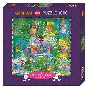 MORDILLO - WILDLIFE - Heye Puzzle 29799 - 1000 Teile Pcs.