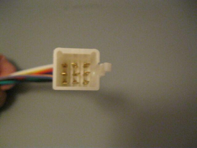 Kubota 9 Pin Radio Wire Harness Tractor RTV Plug CD Player In Dash Stereo |  eBayeBay