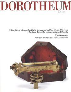 Decorative Arts Dorotheum Antique Scientific Instruments And Models 29/03/2017 Hb Other Antique Decorative Arts
