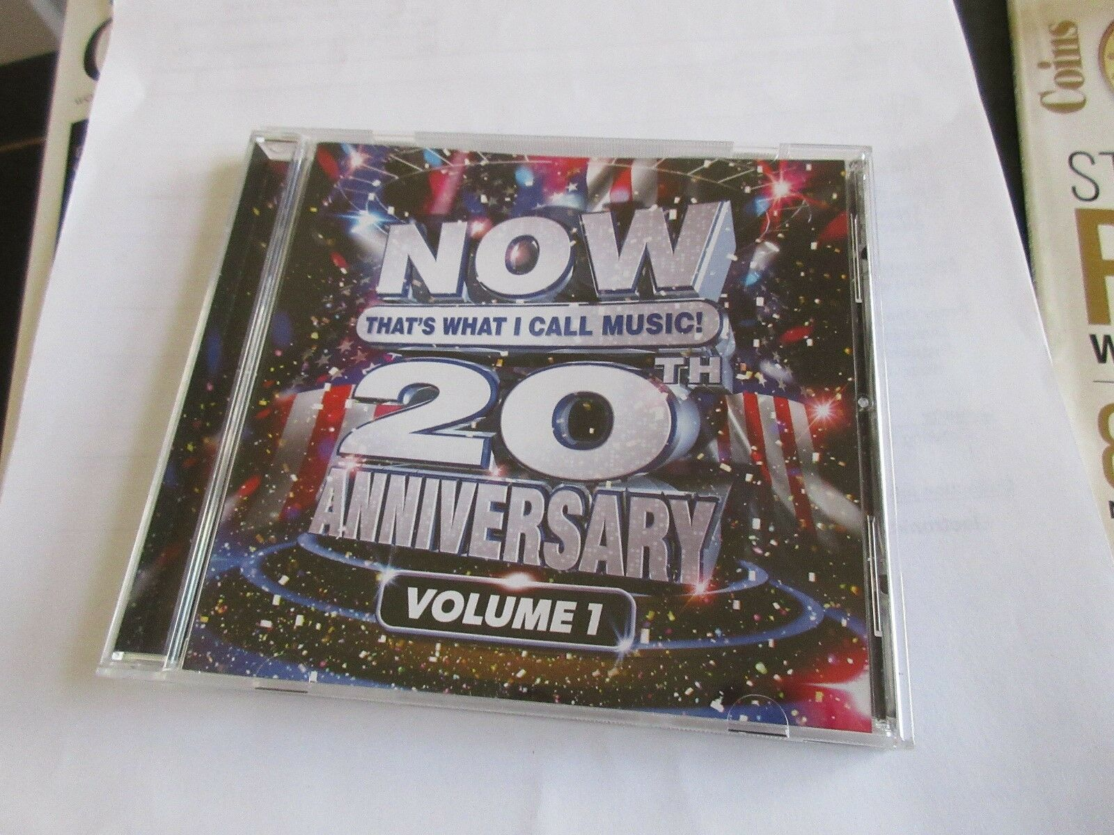NOW Thats What I Call Music 20th Anniversary , CD