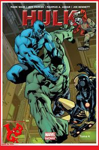 HULK-4-04-Avril-2017-Hardcover-Marvel-Now-Panini-now-avengers-NEUF